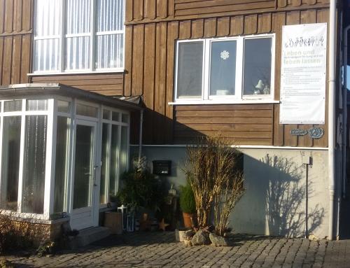 Infos zum Wohnprojekt und offener Garten 2019